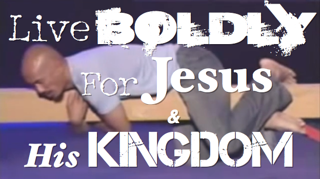 Overcome Comfort and Fear Live Boldly for Jesus and His Kingdom