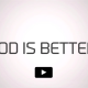 God is Better than Sin